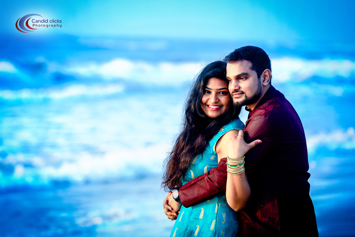 Keerthana +Praveen - Pre Wedding PhotoShoot